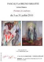 Formes et Couleurs de Pascaly et Bruno Briatte