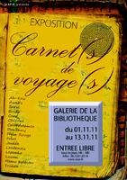 Carnet (s) de voyage (s)