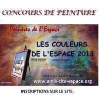 """Concours """"Les couleurs de l'espace"""""""