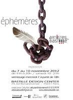 Ephémères exposition collective