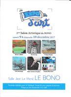 EXPO d'art 2017 au BONO En Bretagne