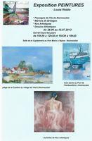 Exposition 2013 à Noirmoutier-en-l'île