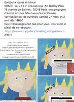Exposition International Art Gallery Paris