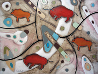 L'ARTE NEORUPESTRE - Incontro con l'artista ANDREA BENETTI