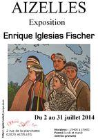 peintures et gravures d'Enrique Iglesias Fisher