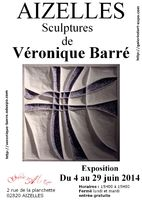 Sculptures de Véronique Barré