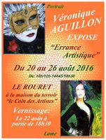 Vernissage au Rouret