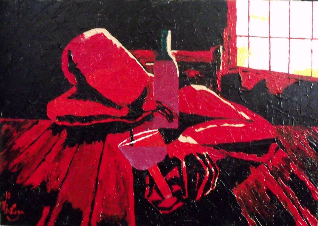 fabrice Daluseau le vin rouge
