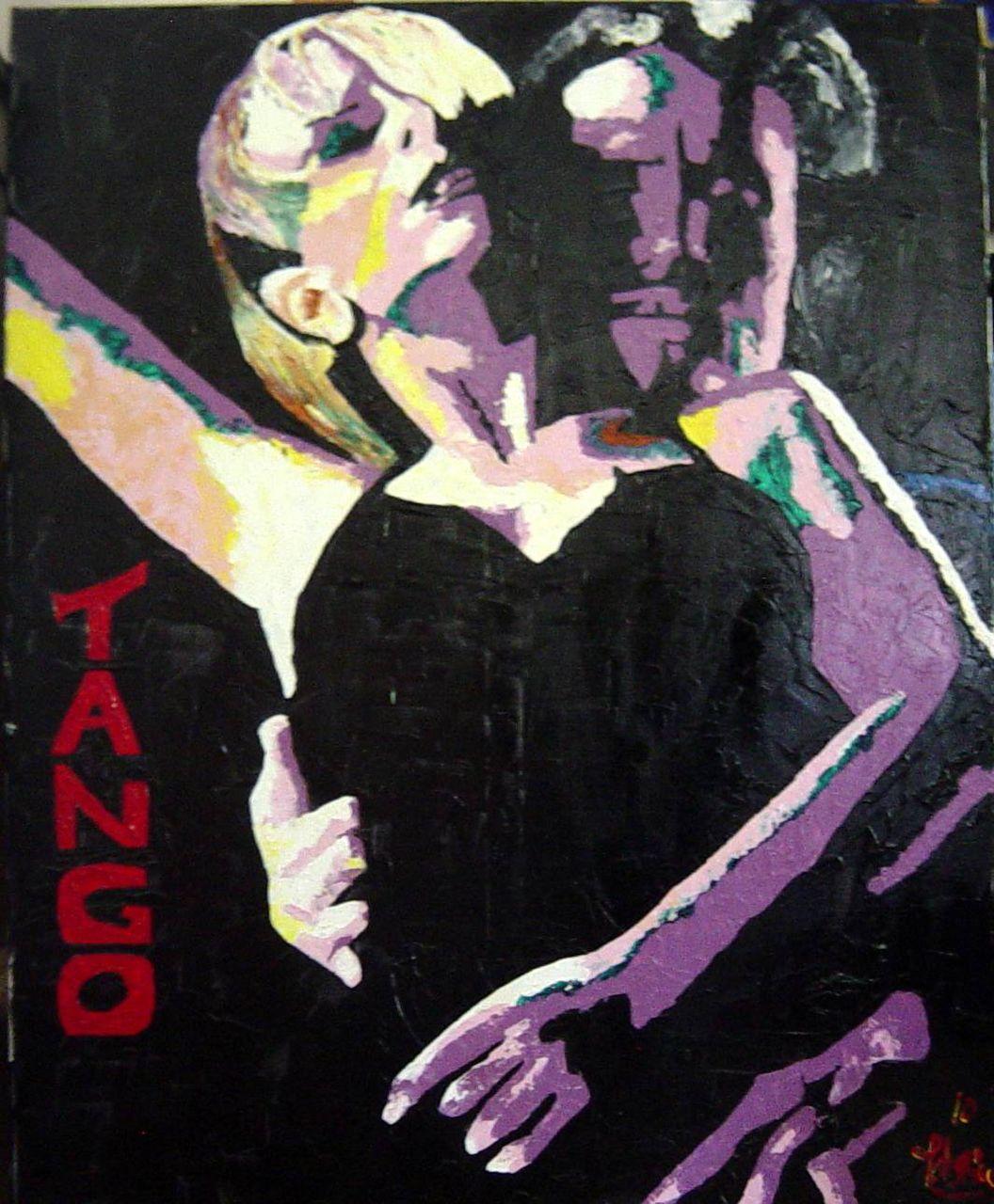 fabrice Daluseau tango 1