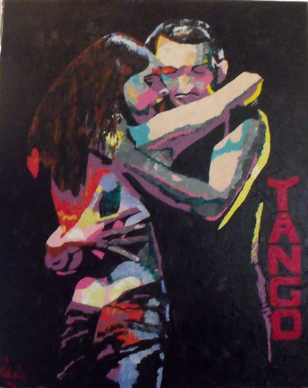 fabrice Daluseau tango 2