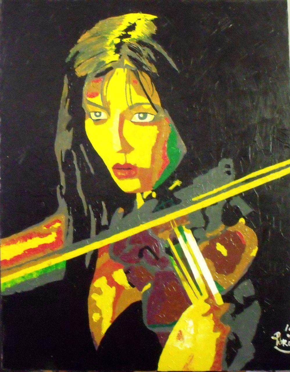 fabrice Daluseau violin