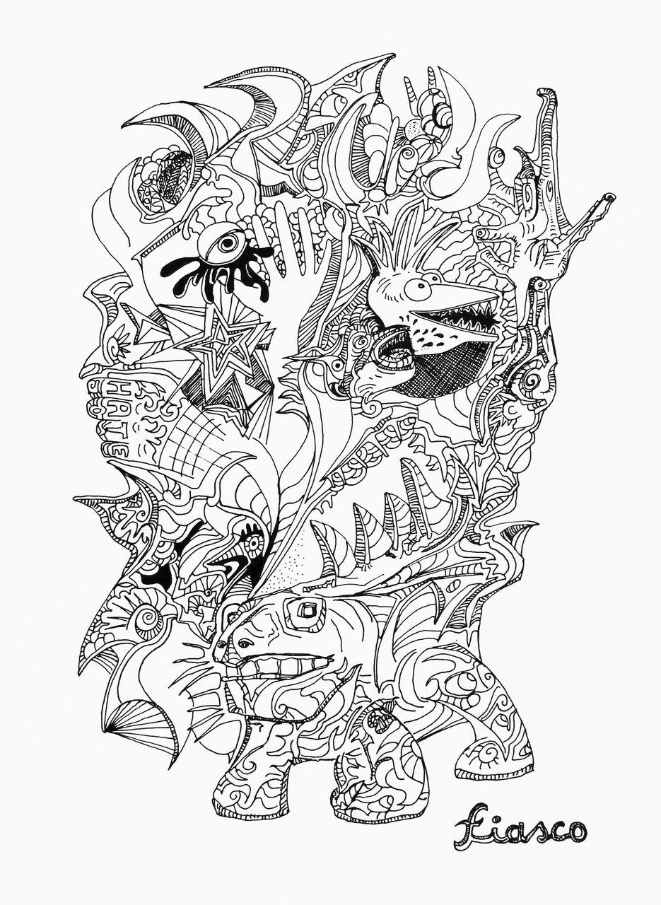 FIASCO Psychedelic jungle