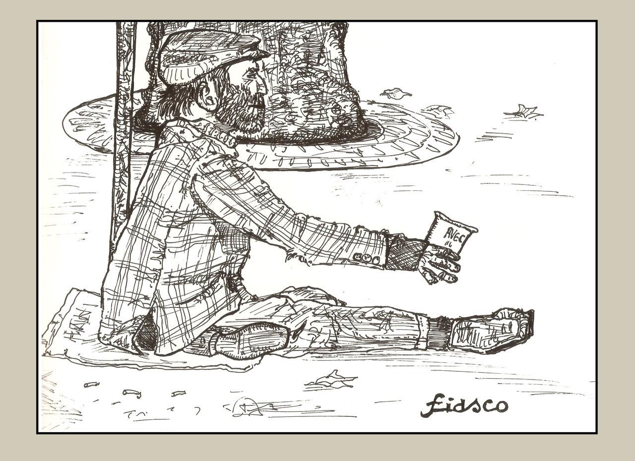FIASCO Le mendiant