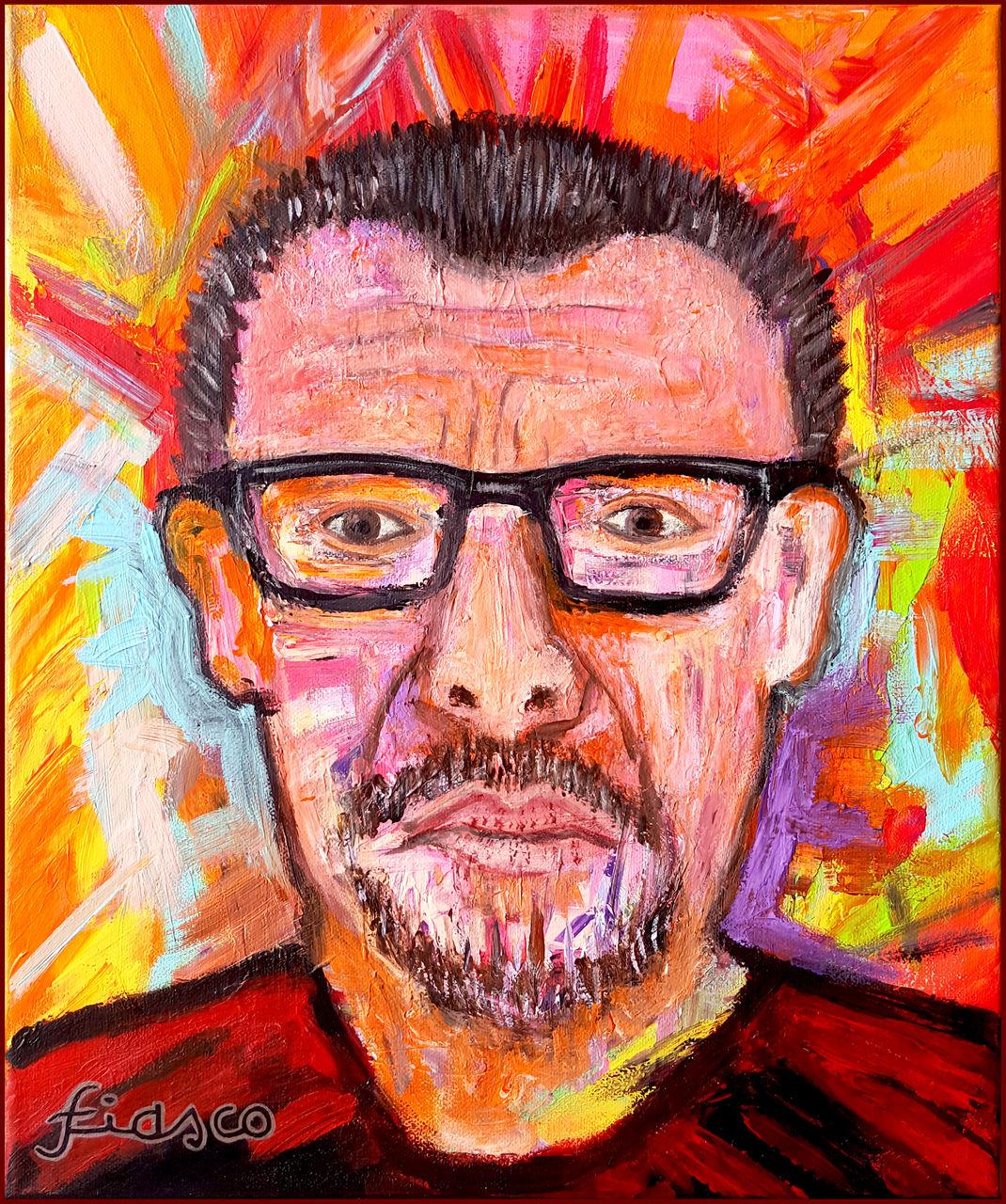 FIASCO Autoportrait