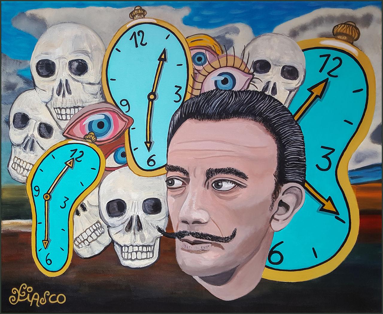 FIASCO Dali's Surrealistic Nightmare