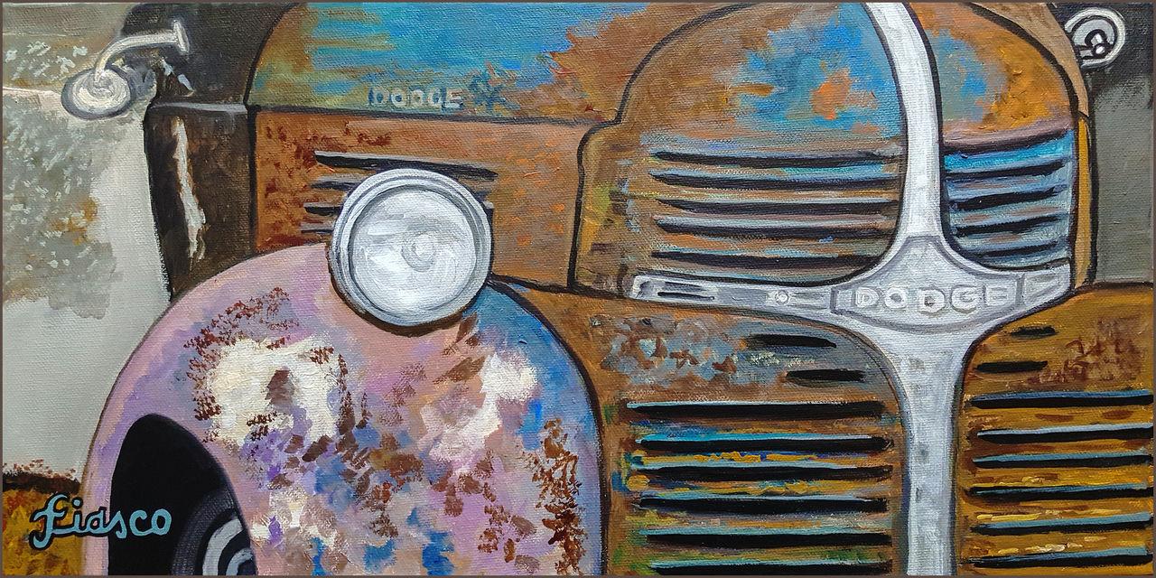 FIASCO  Dodge 1947