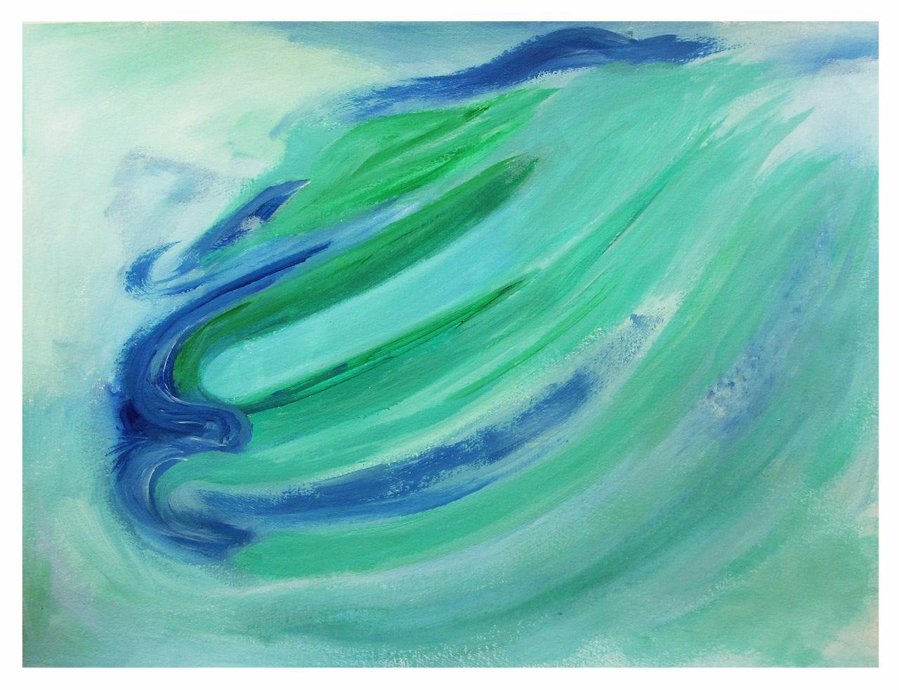 FIASCO Breaking the Waves