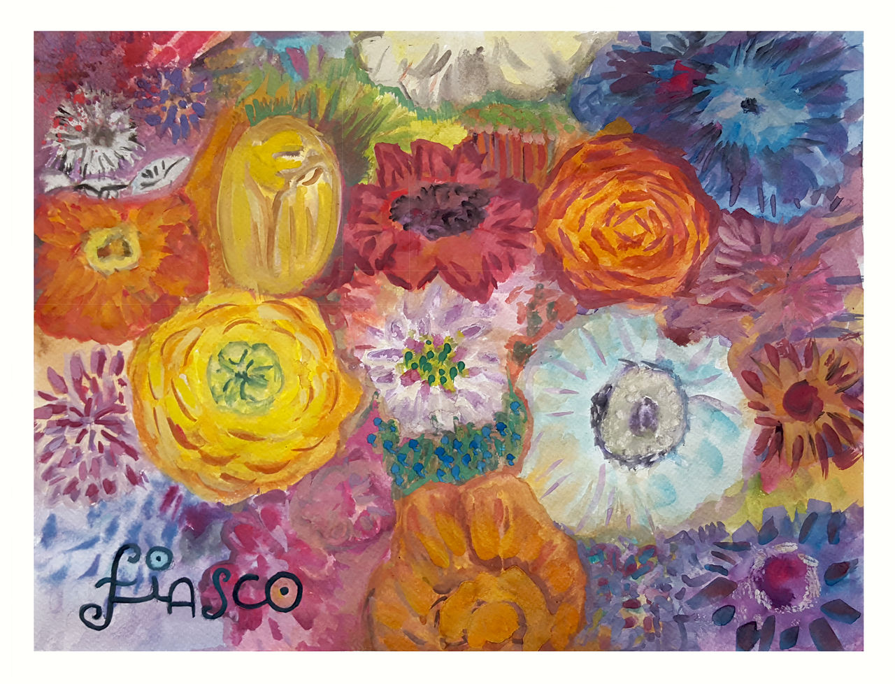 FIASCO Floralies Opus 2