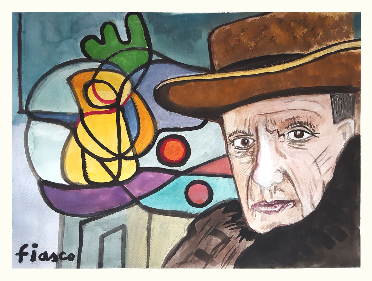 FIASCO Pablo Picasso