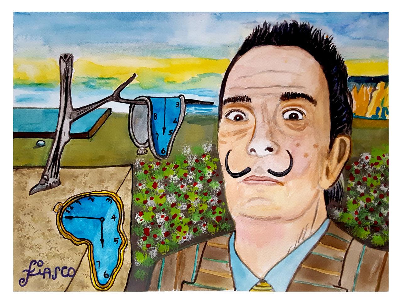 FIASCO Quel art est-il Mr Dali