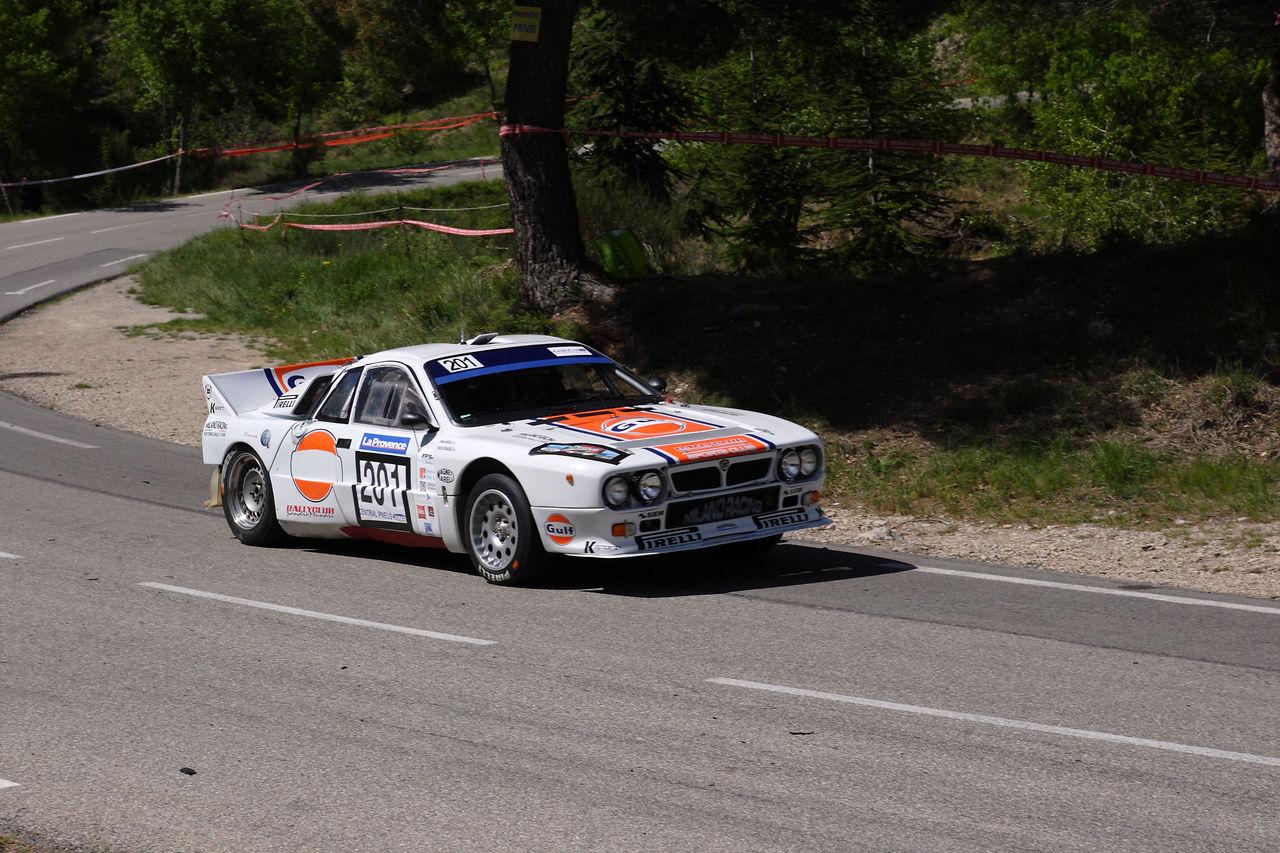 Florian Maleville Lancia 037 N°201