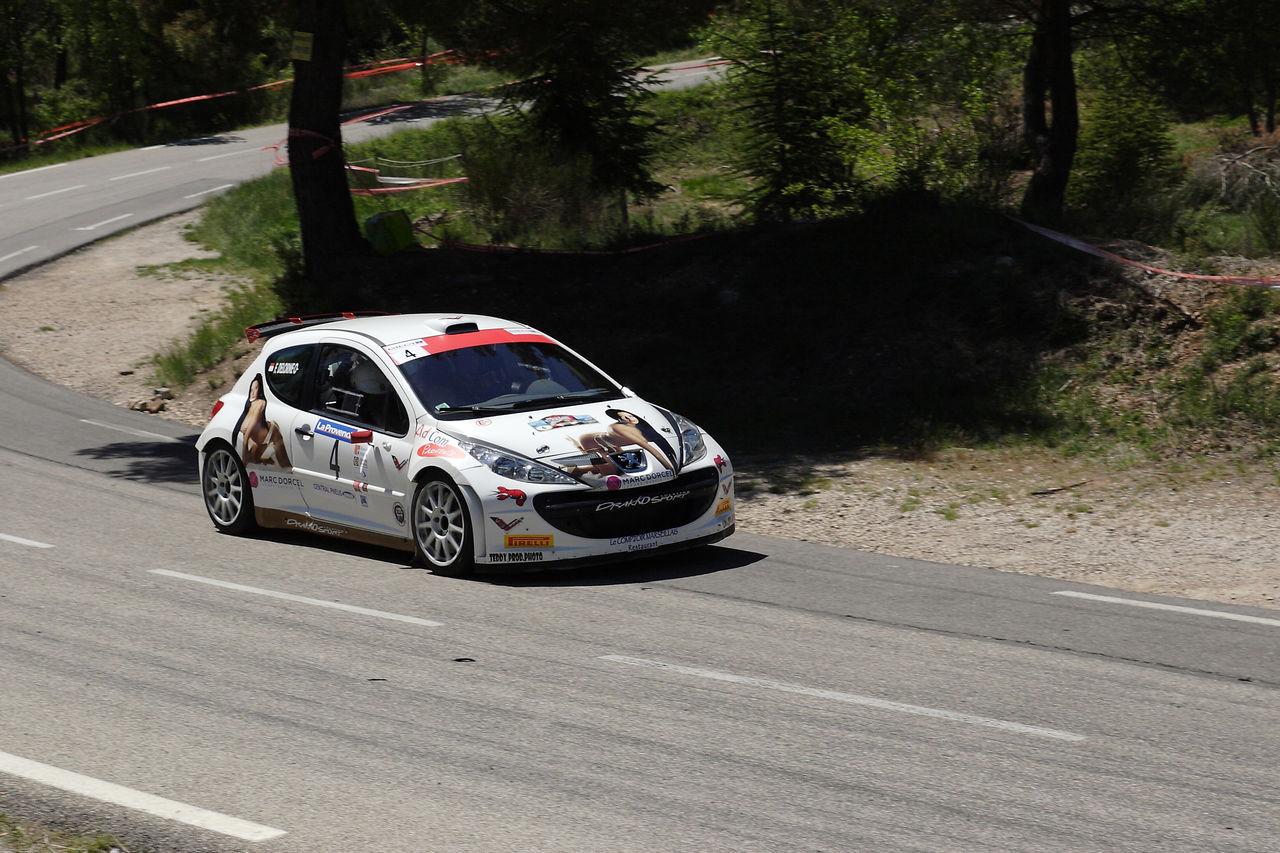 Florian Maleville Peugeot 207 S2000 N°4