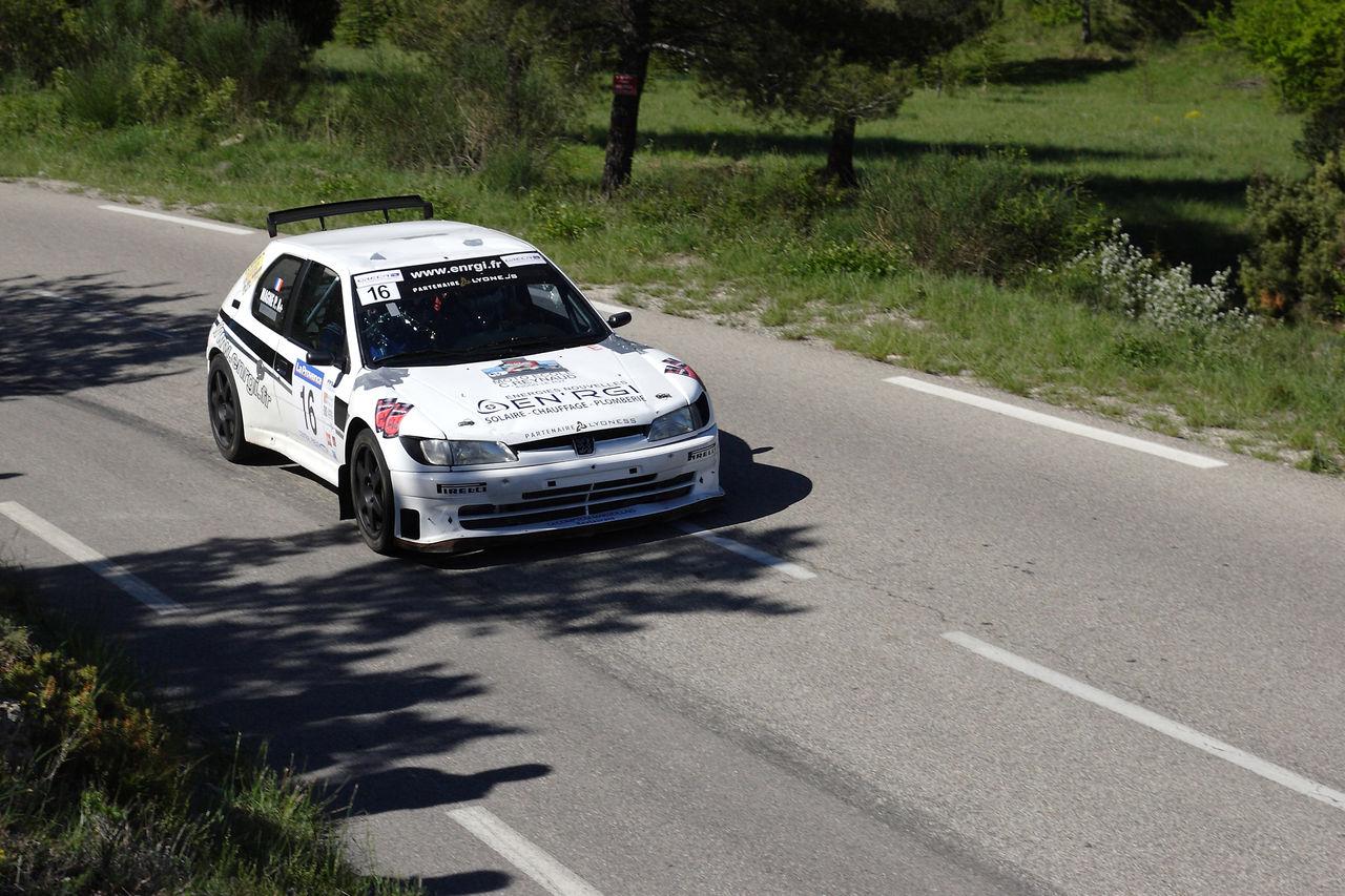 Florian Maleville Peugeot 306 Maxi N°16