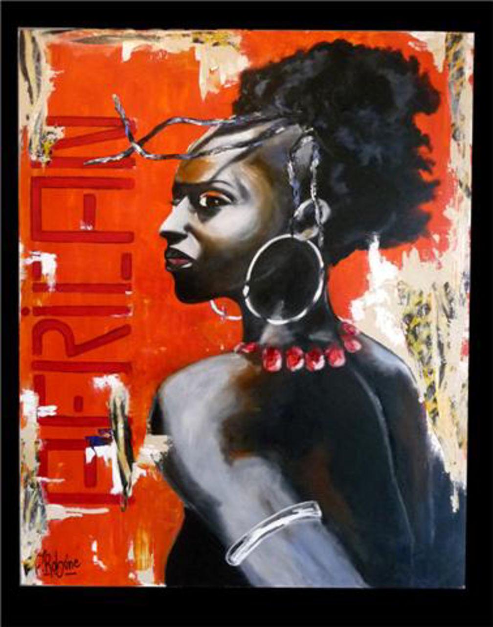 FRANCOISE ROBINE AFRICAN