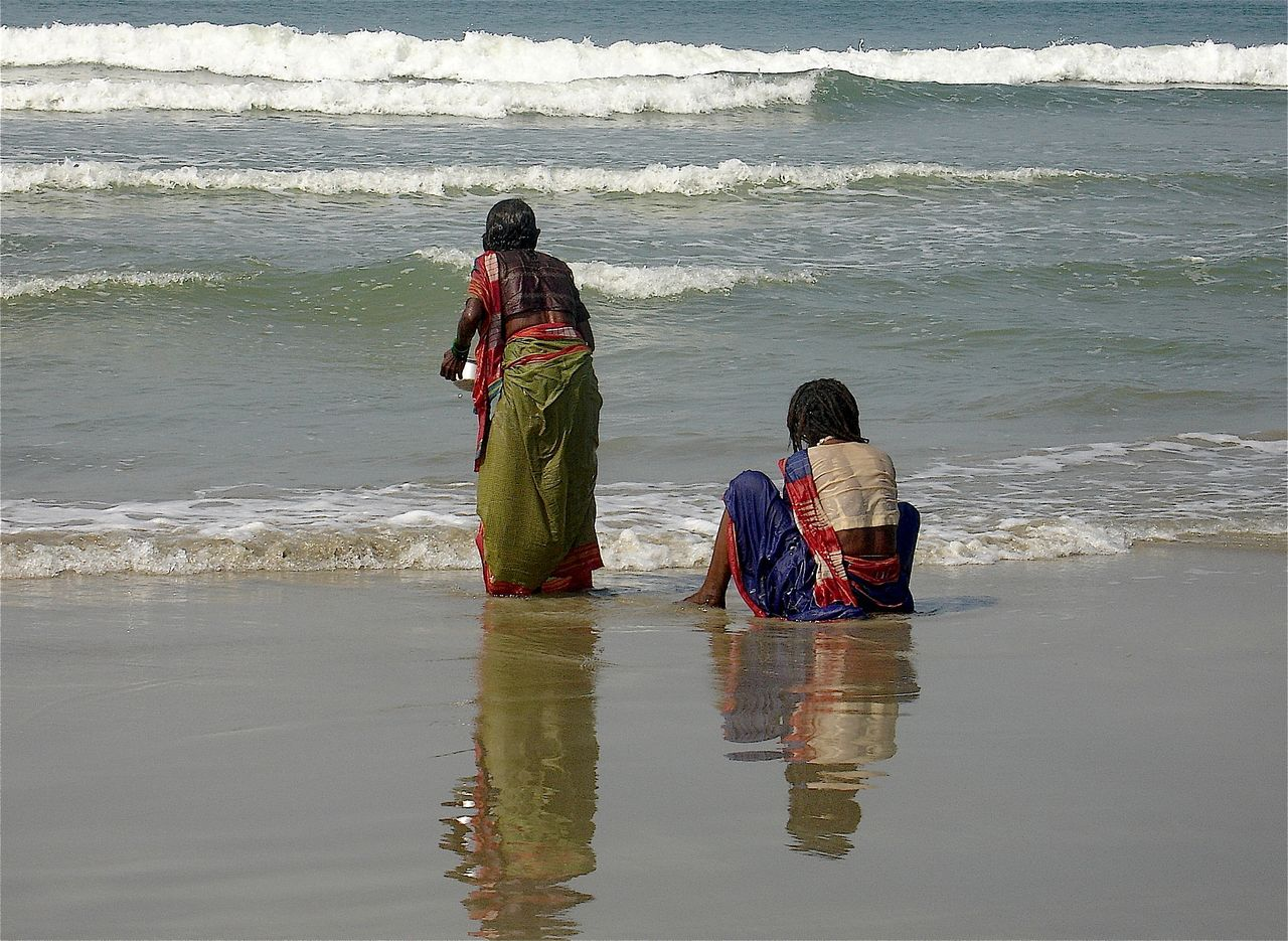 GARTNER Bord de mer  Goa (Inde)
