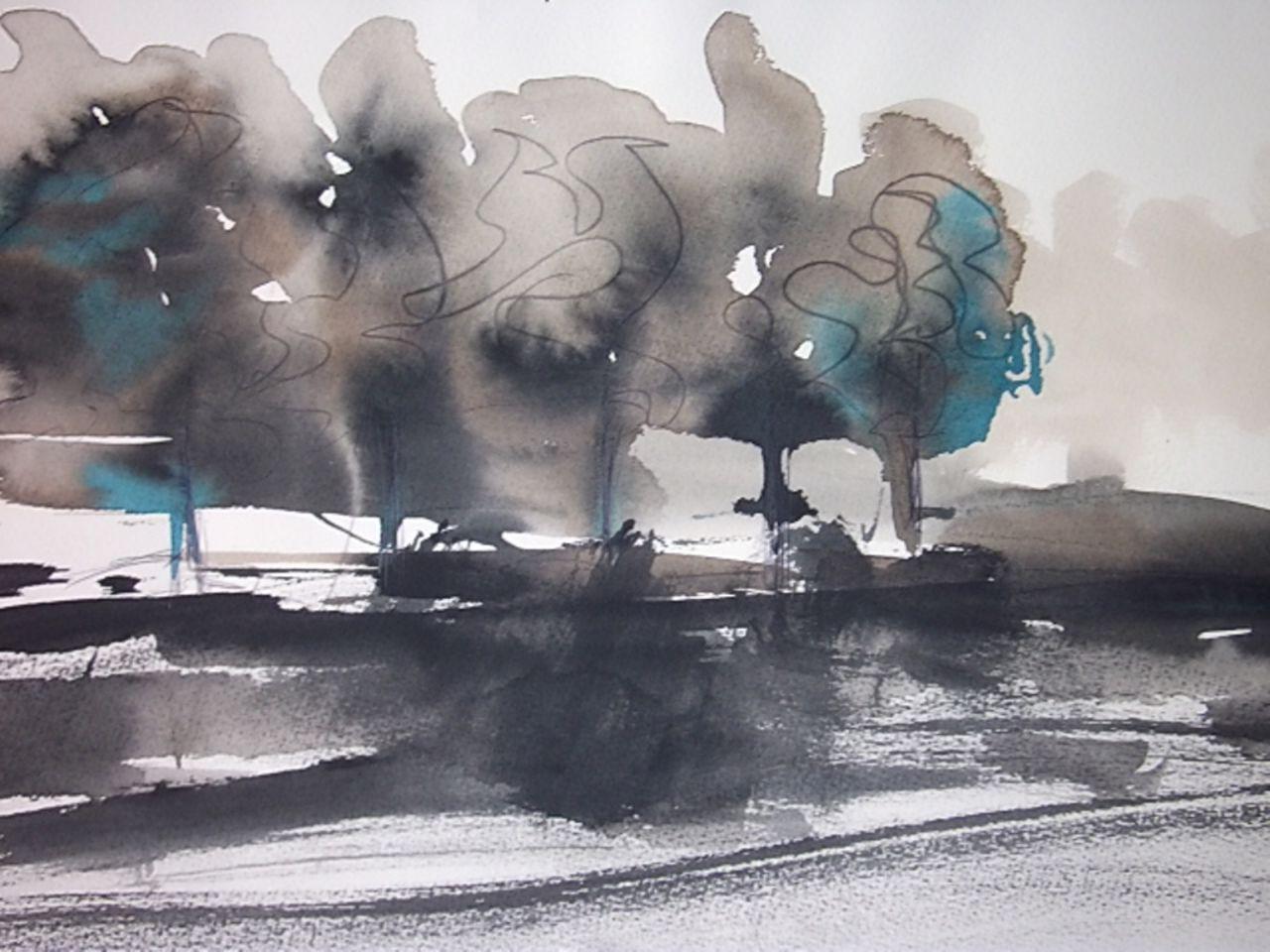genevieve Bonnet-Cadith 4 arbres
