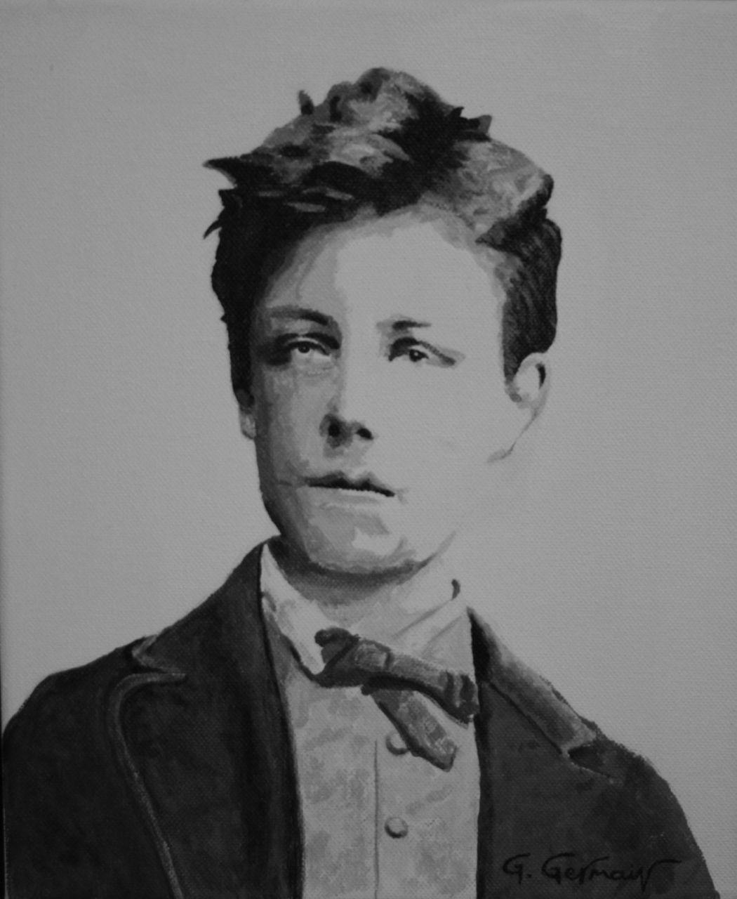 Gérard GERMAIN Arthur Rimbaud