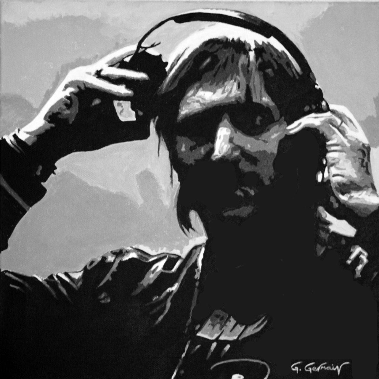 Gérard GERMAIN David Guetta