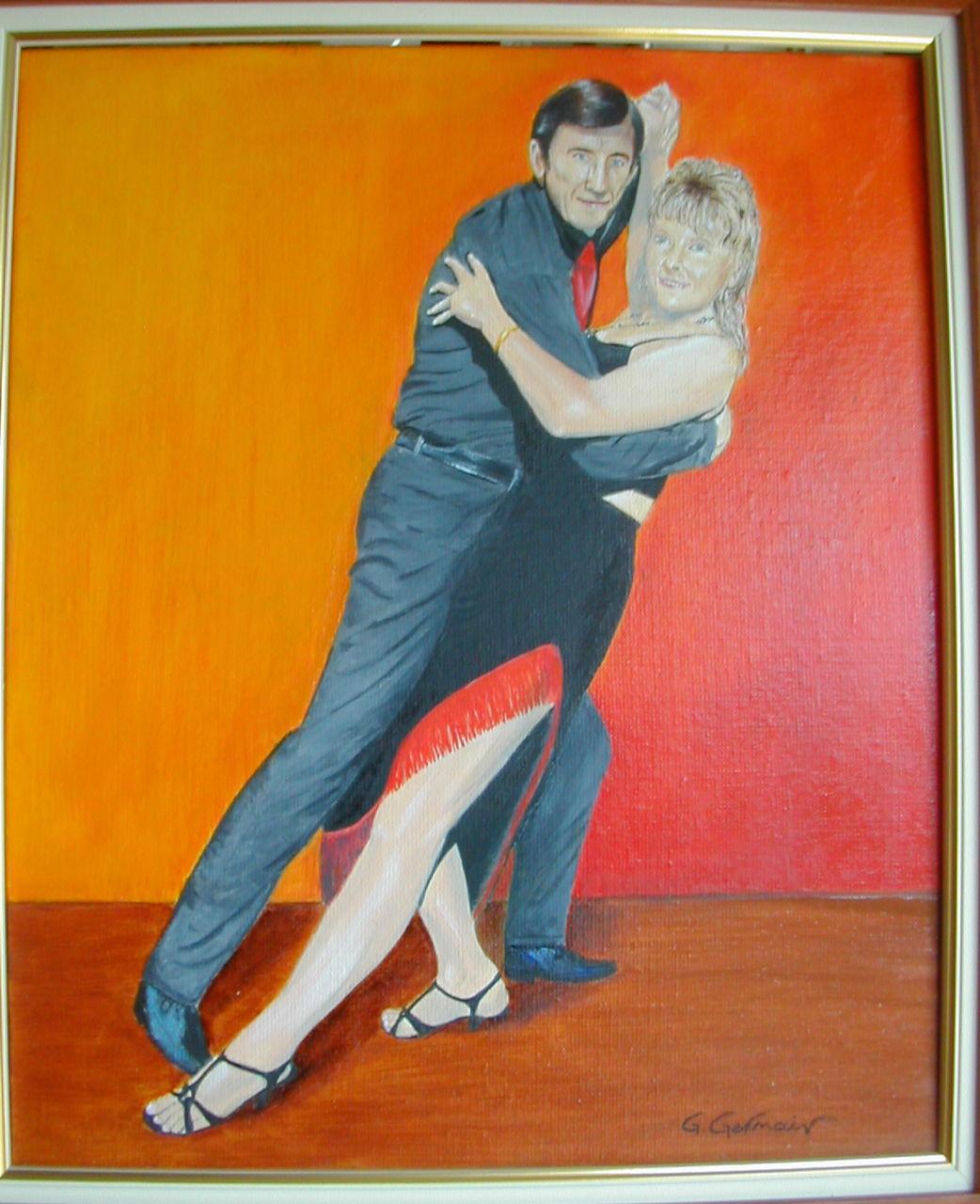 Gérard GERMAIN tango