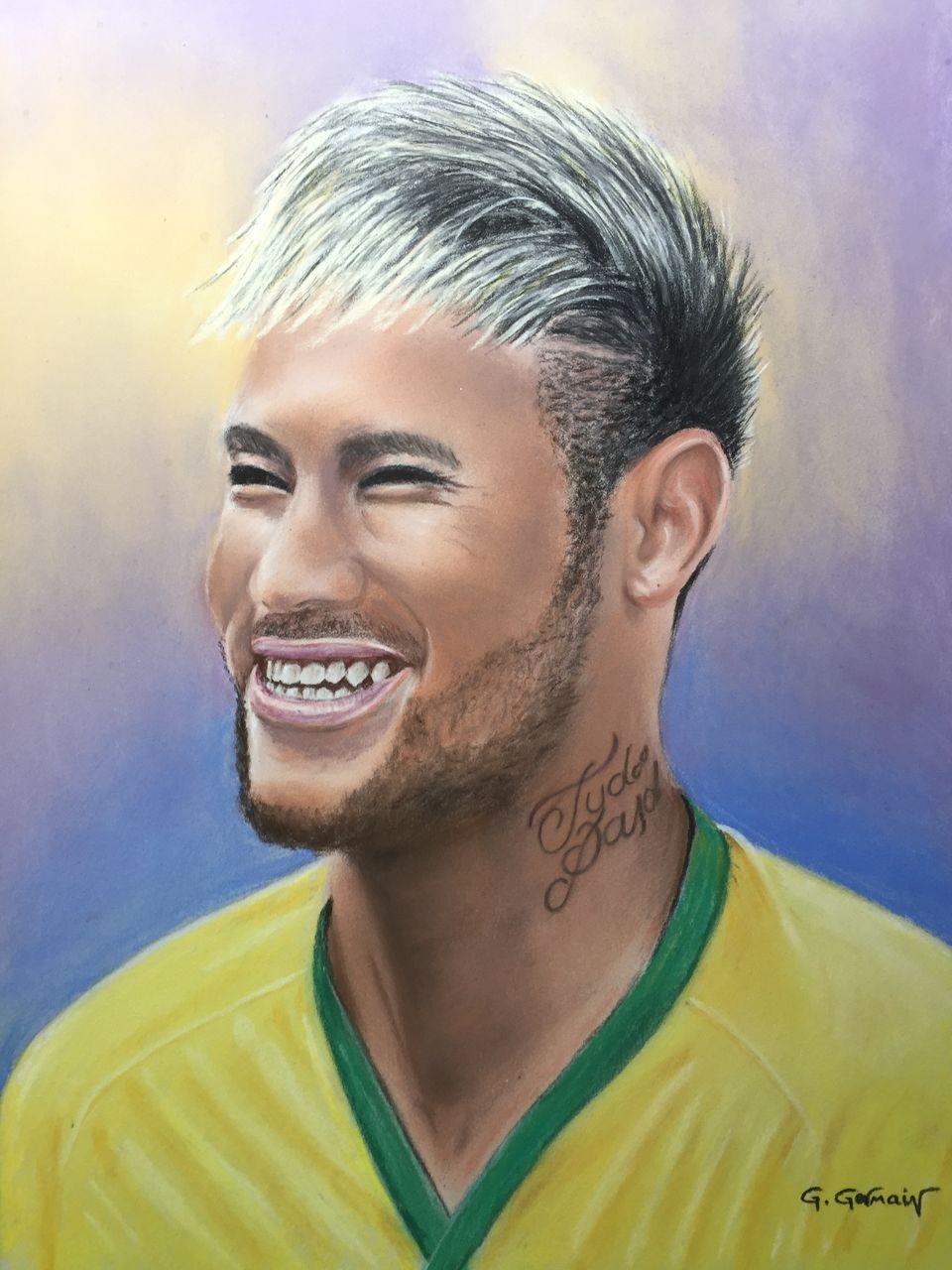 Gérard GERMAIN Neymar