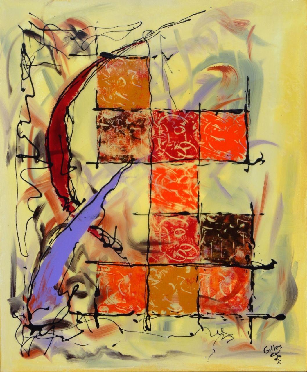 Gilles Bernard carré 111
