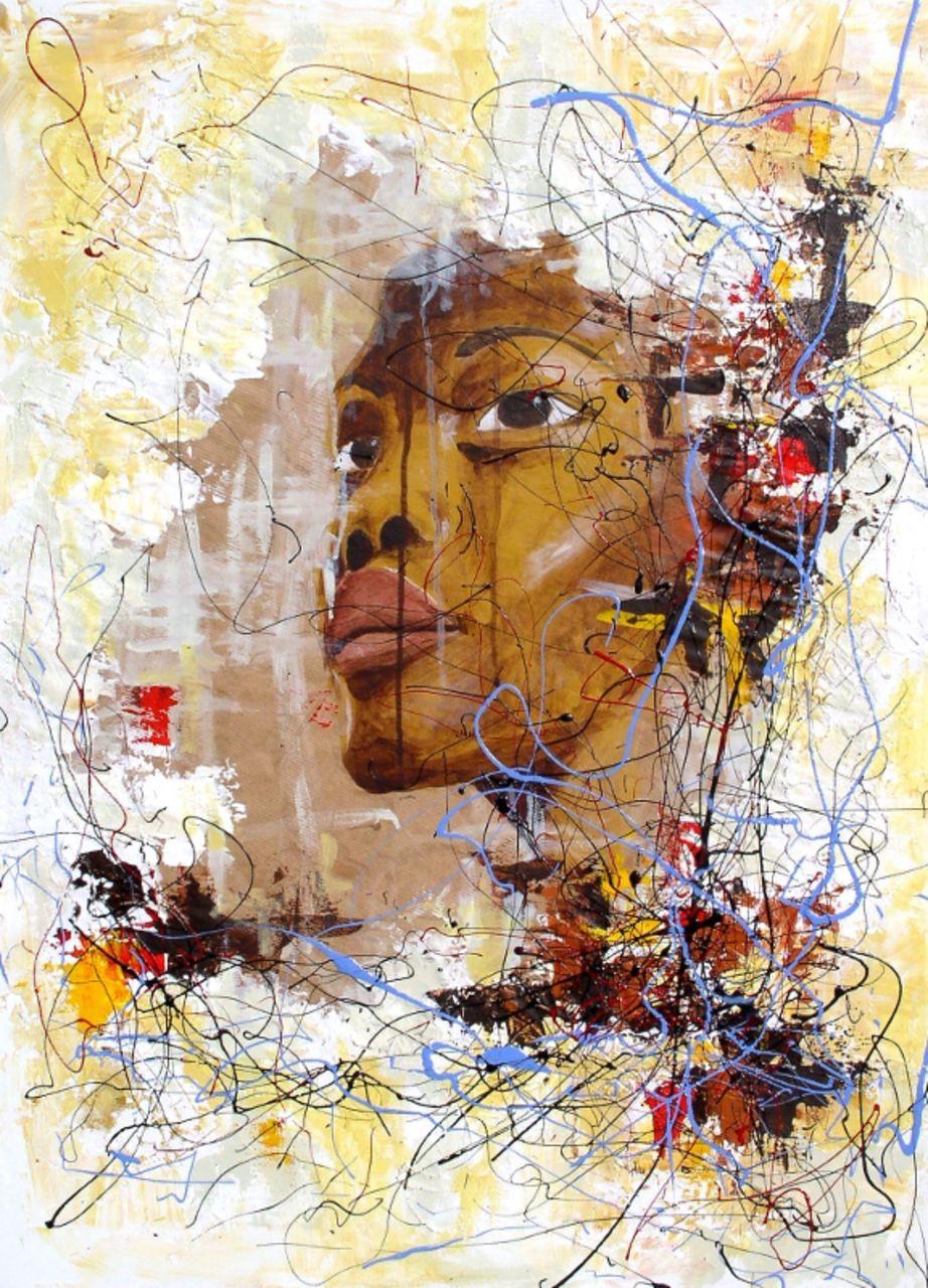 Gilles Bernard Les Larmes intérieures de la beauté