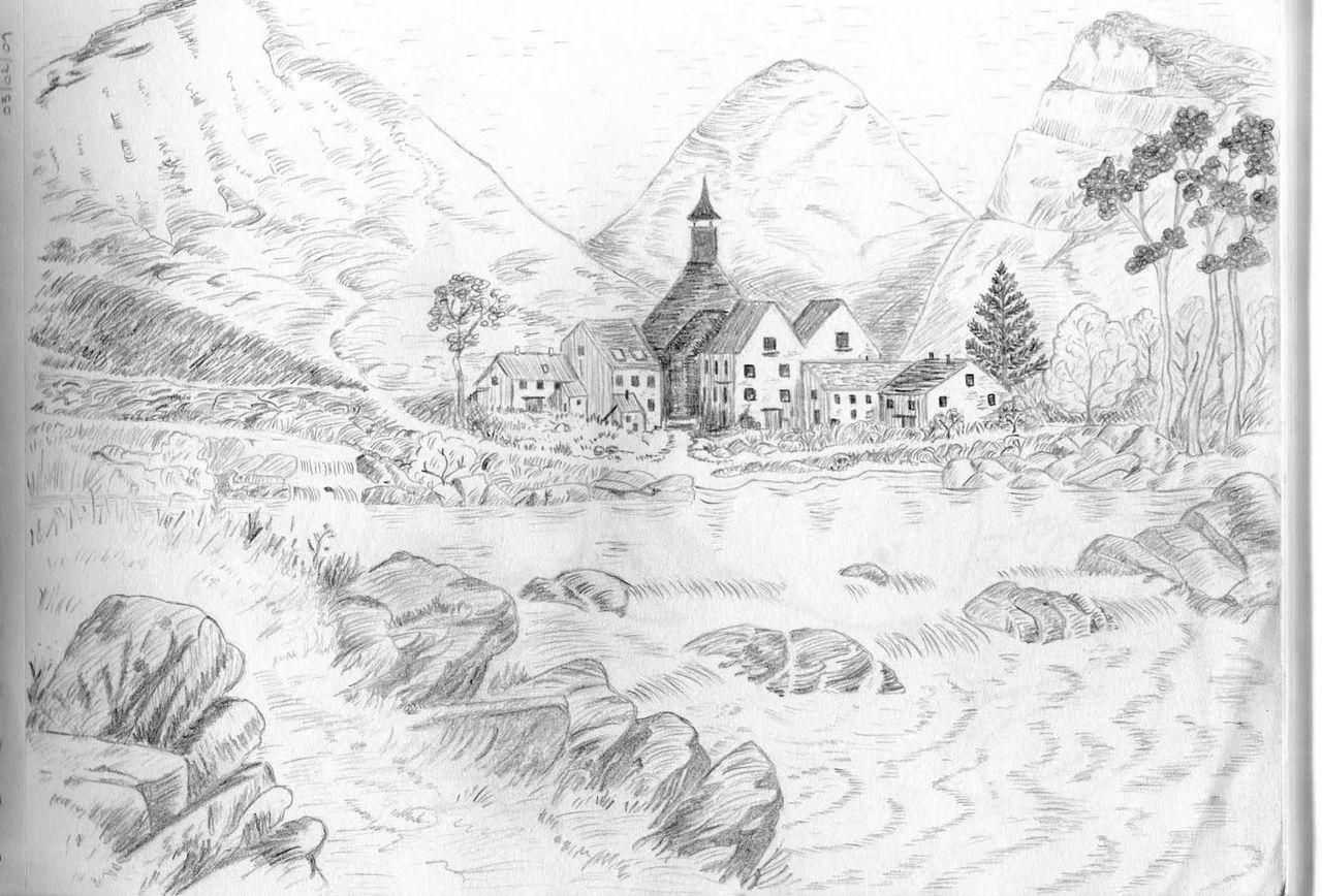 Isabelle Paradis Village