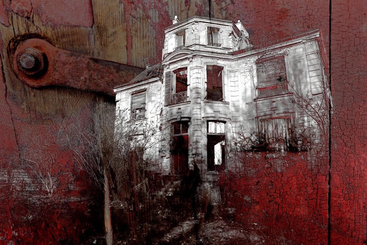 jean-claude  barousse chateau