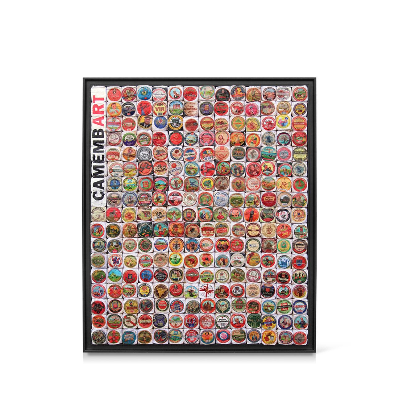 jean-michel buche 99 - Camembart 110x130cm