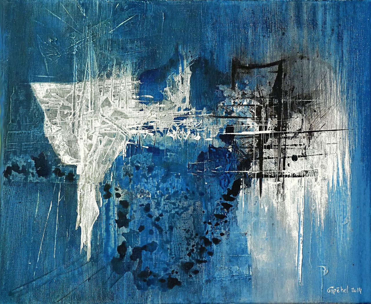 Jean-Paul Lecoeuvre Blue Mood