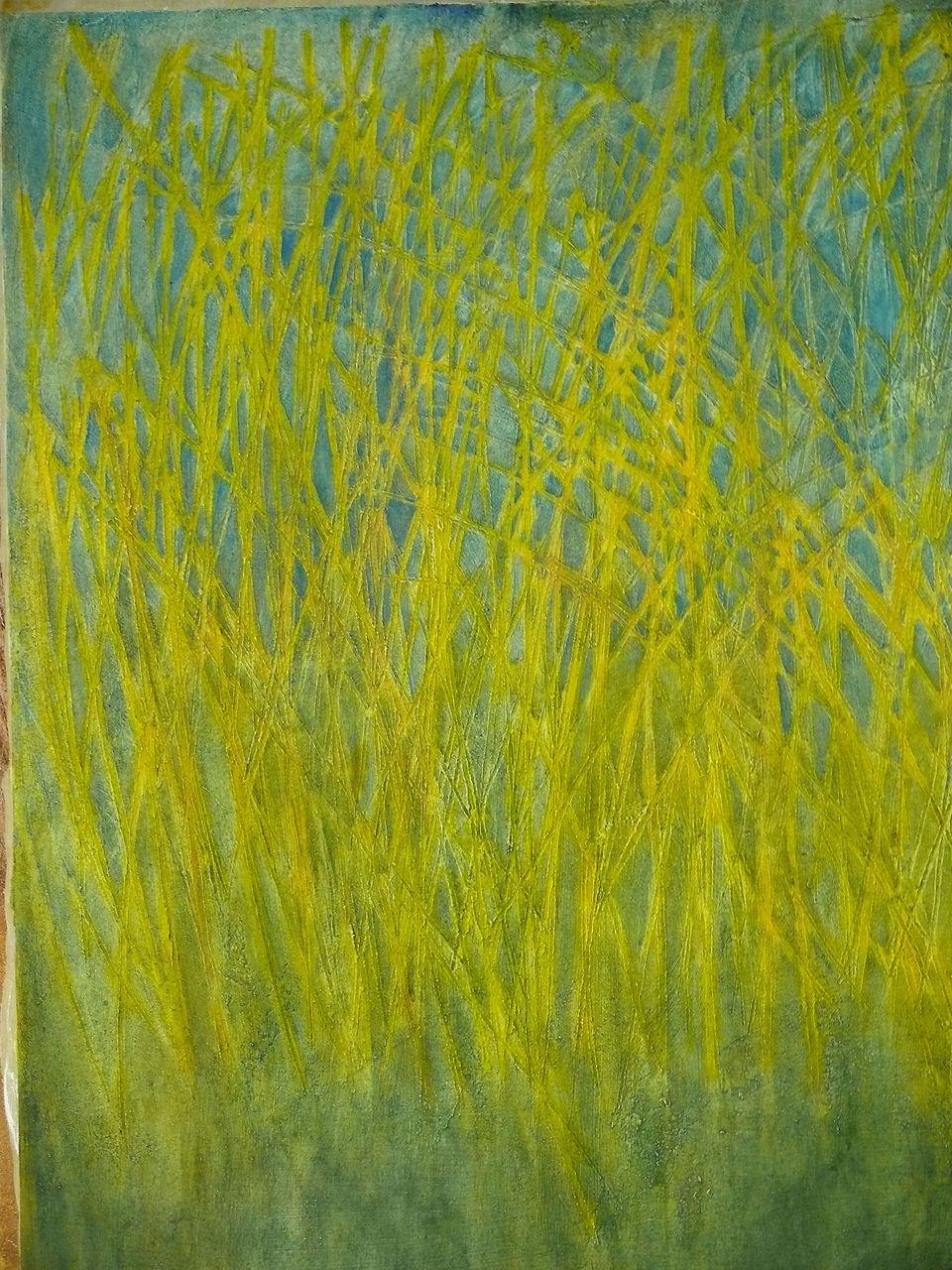 Jean Paul Prado l'herbe jaune