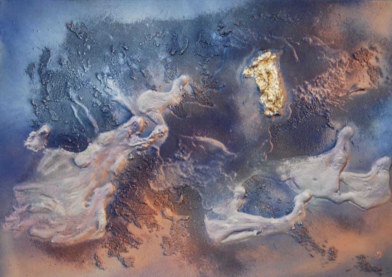 Jeanne-Marie Beuzard Envol Céleste