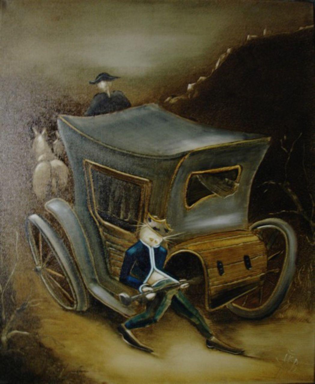 jm SIOB La cinquième roue du carrosse
