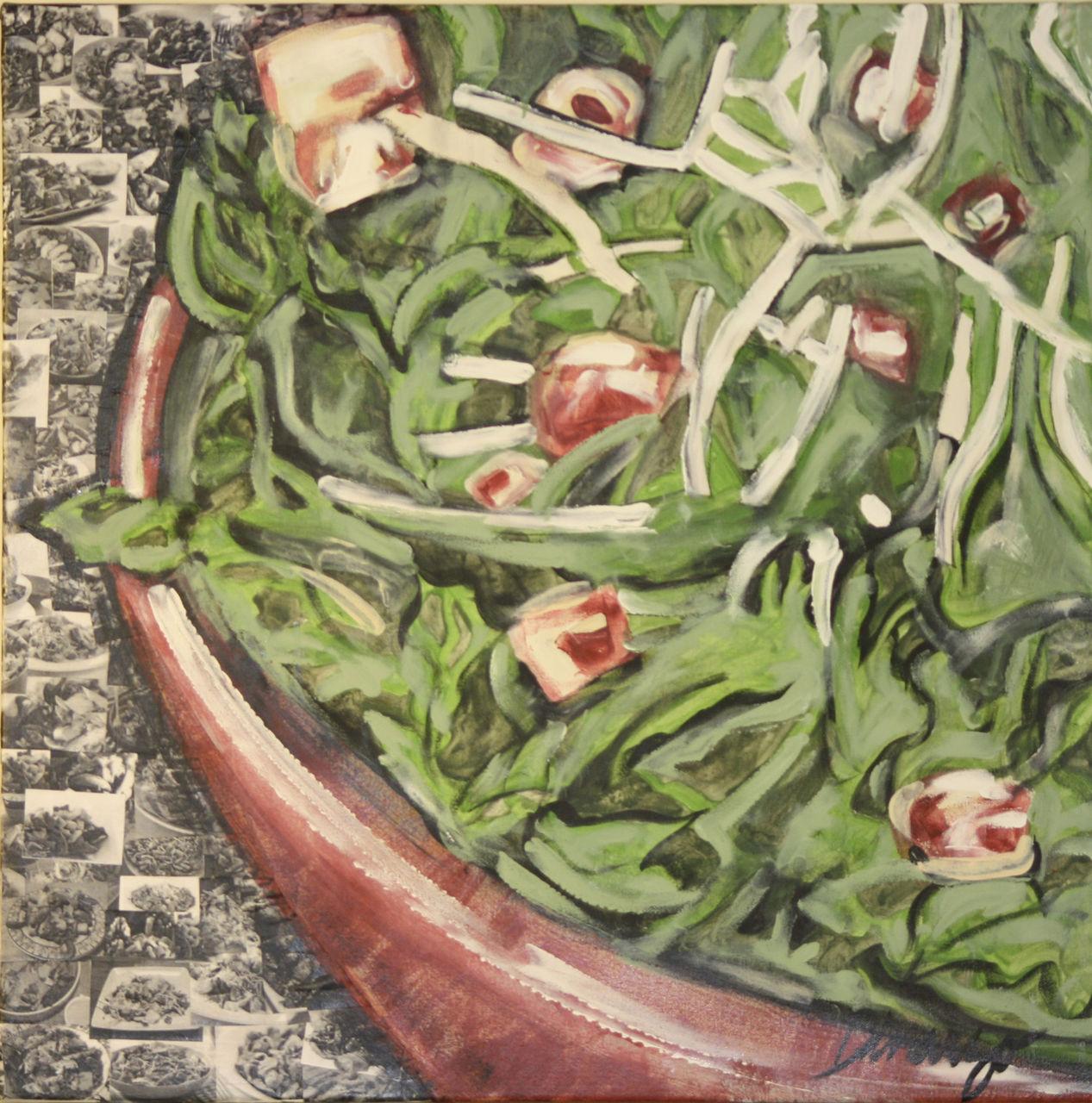 Johanne Di Narzo Salade 16arts