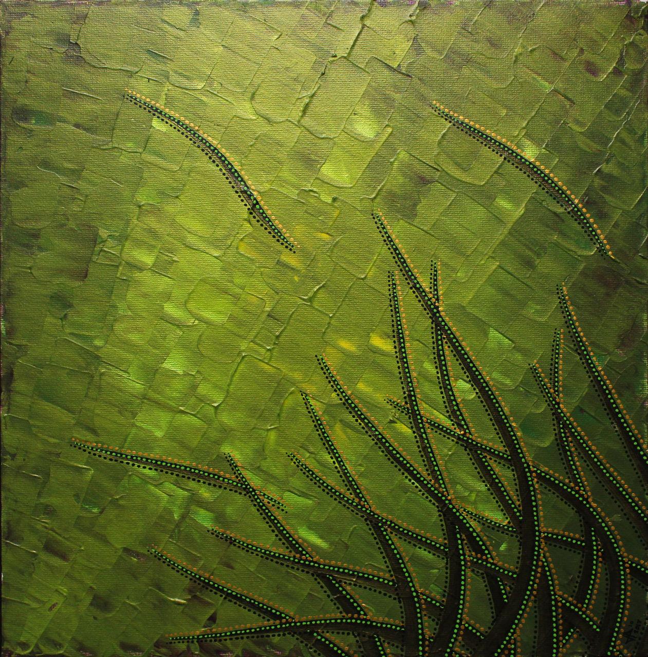 Jonathan-Pradillon Brin d'herbe