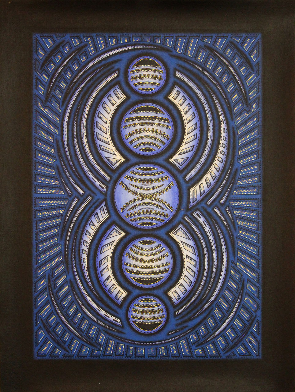 Jonathan-Pradillon Cycle bleu