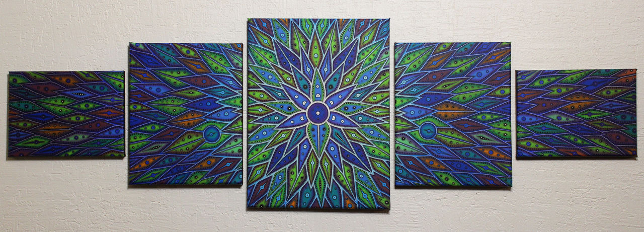 Jonathan-Pradillon Diffusion bleutée