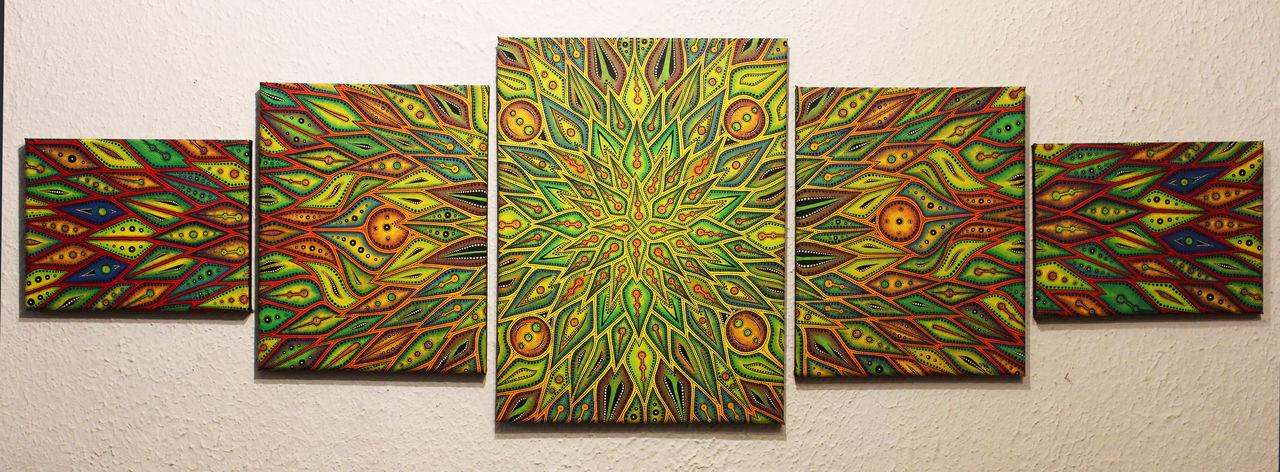 Jonathan-Pradillon Diffusion colorée