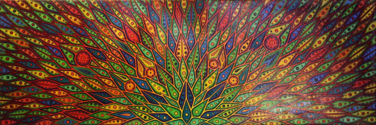 Jonathan-Pradillon Diffusion de couleurs