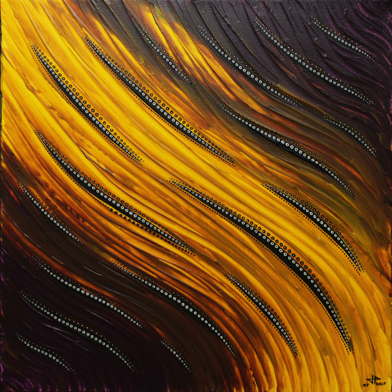 Jonathan-Pradillon Fluidité jaune